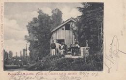 PAGNY SUR MOSELLE - Poste De Douane Sur La Moselle - France