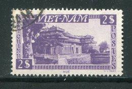 VIET-NAM- Y&T N°8- Oblitéré - Viêt-Nam