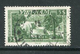 VIET-NAM- Y&T N°10- Oblitéré - Viêt-Nam