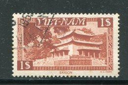 VIET-NAM- Y&T N°6- Oblitéré - Viêt-Nam