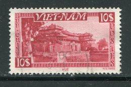 VIET-NAM- Y&T N°11- Oblitéré - Viêt-Nam