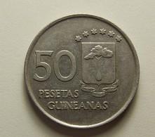 Equatorial Guinea 50 Pesetas 1969 - Guinée Equatoriale