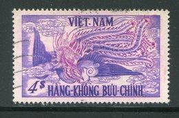 VIET-NAM- P.A Y&T N°10- Oblitéré - Viêt-Nam