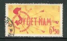 VIET-NAM- P.A Y&T N°3- Oblitéré - Viêt-Nam