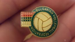 Bulgaria Badge - Voleibol