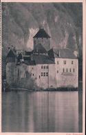 Château De Chillon, Photo Fred. Boissonnas + Publicité Au Verso (1907) - VD Vaud