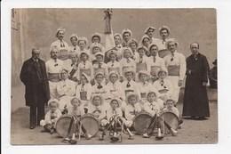 CARTE PHOTO Groupe Musical Provincial  ( à Determiner) - France