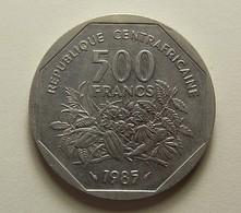 Central African States???? Essai 500 Francs 1985 - Zentralafrik. Republik
