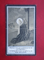 Sidonie Ramboer - Dewilde  Geboren Te Bovekerke 1874 En Aldaar Overleden   1925  (2scans) - Religion & Esotérisme