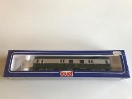 JOUEF 5296 Fourgon à Bagages UIC - Passenger Trains