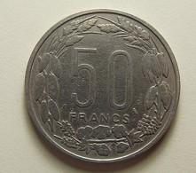 Equatorial African States 50 Francs 1963 - Monnaies