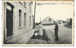 Macquenoise Le Centre Du Village - Momignies