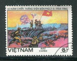VIET-NAM- Y&T N°498- Oblitéré - Viêt-Nam