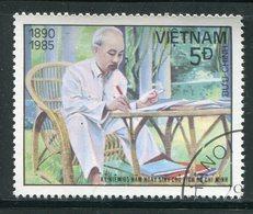 VIET-NAM- Y&T N°580- Oblitéré - Viêt-Nam