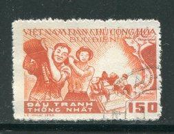 VIET-NAM DU NORD- Y&T N°145- Oblitéré - Viêt-Nam