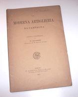 Militaria U. Allason - La Moderna Artiglieria Da Campagna - 1^ Ed. 1902 - Documenti