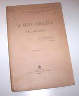 Militaria E. Ascoli - La Nuova Artiglieria Da Campagna - 1^ Ed. 1907 - Documenti