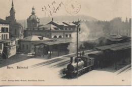Suisse  BERN   Bahnhof - BE Bern