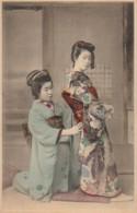 JAPON  Geisha's - Non Classés