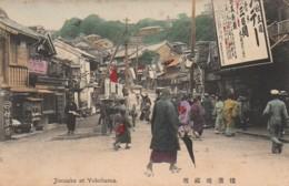 JAPON  Jizozaka In Yokohama - Yokohama