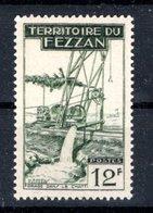 Fezzan 1951 N°63 Neuf Sans Charnière - Fezzan (1943-1951)