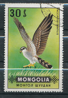 N° Yv 534 - Oiseaux - Mongolie