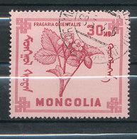 N° Yv 337 - Fleurs - Mongolie