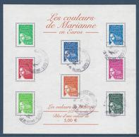 France Bloc - YT N° 45 - Oblitéré - 2002 - Blocs & Feuillets