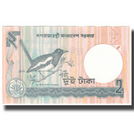 Billet, Bangladesh, 2 Taka, Undated (1988- ), KM:6Cn, NEUF - Bangladesh