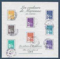 France Bloc - YT N° 44 - Oblitéré - 2002 - Blocs & Feuillets
