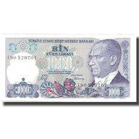 Billet, Turquie, 1000 Lira, L.1970, 1986, KM:196, SPL+ - Turquie