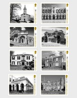 Guernsey - Postfris / MNH - Complete Set Architect John Wilson 2019 - Guernsey
