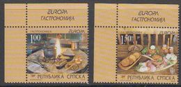 Europa Cept 2005 Bosnia/Herzegovina Serbia 2v (corners) ** Mnh (41888) - Europa-CEPT