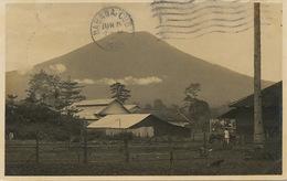 Real Photo P. Used Benhoelen To Cuba  U.J. Weg - Indonésie
