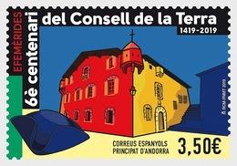 Andorra / Andorre - Postfris / MNH - Raad Voor De Aarde 2019 - Spaans-Andorra
