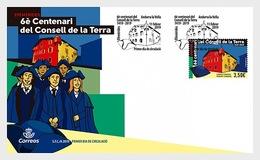 Andorra / Andorre - Postfris / MNH - FDC Raad Voor De Aarde 2019 - Spaans-Andorra