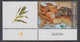 Europa Cept 2005 Slovenia 1v (corner) ** Mnh (41888B) - Europa-CEPT