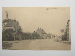 Oostcamp  ,  Carte Postale , 2 Scans - Oostkamp