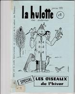 LA HULOTTE DES ARDENNES N° 8 / LES OISEAUX DE L' HIVER - Animals