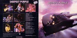 Superlimited Edition CD Deep Purple. DEEPEST PURPLE. - Hard Rock & Metal