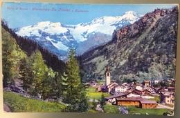 GRESSONEY LA TRINITE' E LYSKAMM (VALLE D'AOSTA) - Italia