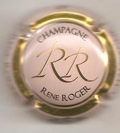 Capsule  ROGER  René  N° 3b - Champagne