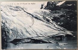 1926 LA THUILE - LAC ET GLACIER DU RUITOR (VALLE D'AOSTA) - Italia