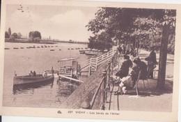 CPA - 237. VICHY Les Bords De L'Allier - Vichy
