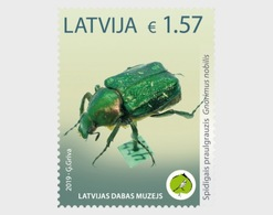 Letland / Latvia - Postfris / MNH - Natuurhistorisch Museum 2019 - Letland