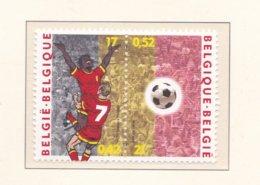 Belgium 2000 UEFA European Championship Football Belgium/Netherlands - 2 Stamps MNH/** (H44) - Eurocopa (UEFA)