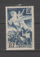 FRANCE / 1945 / Y&T N° 669 ** : Libération - Gomme D'origine Intacte - France