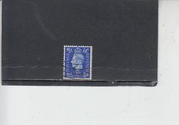 GRAN BRETAGNA  1937-47 - Unificato  213° - Giorgio VI - Usati