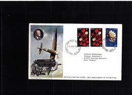 Nevis 1993 Interesting Airmail Letter - St.Kitts Und Nevis ( 1983-...)