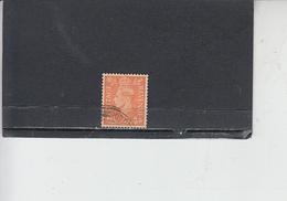 GRAN BRETAGNA  1937 - Unificato  212A° - Giorgio VI - Usati